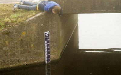 Watersnip leert kinderen bewuster kijken naar waterstanden