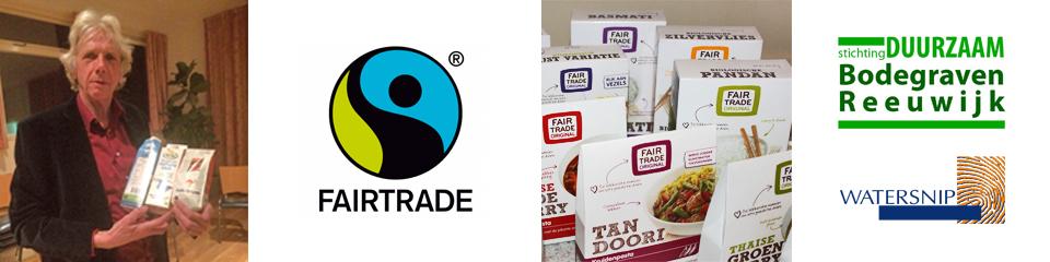 Eerlijk en heerlijk met fairtrade producten