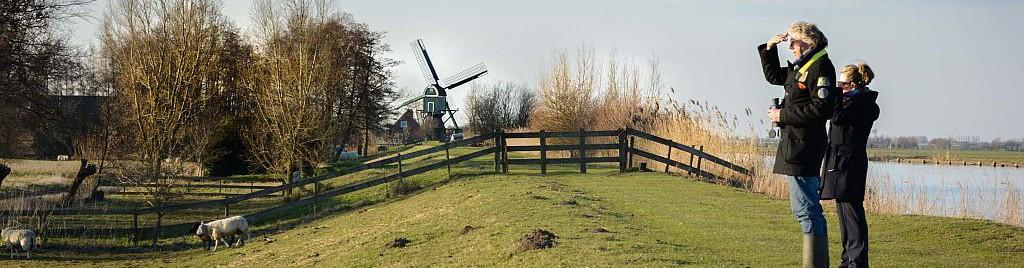 De accommodatie heeft rondom de Reeuwijkse plassen nog veel meer te bieden