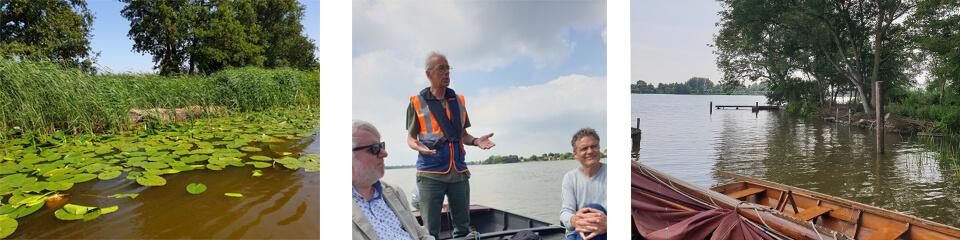 Vaartochten in Reeuwijkse plassengebied