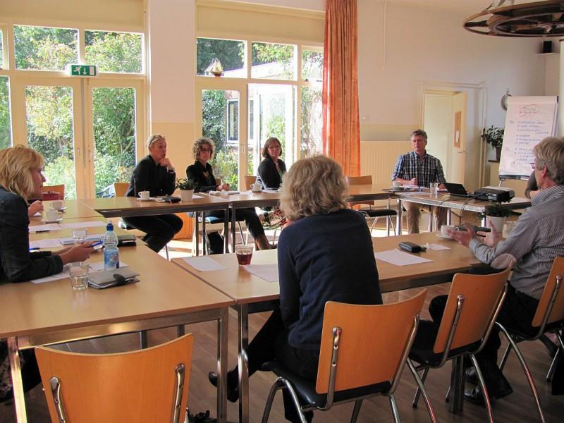 Vergaderen vlakbij Gouda maar dan in alle rust in Reeuwijk